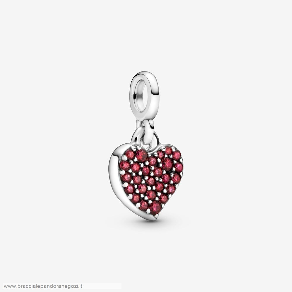 Sconti Pandora Italia My Love Dangle Charm