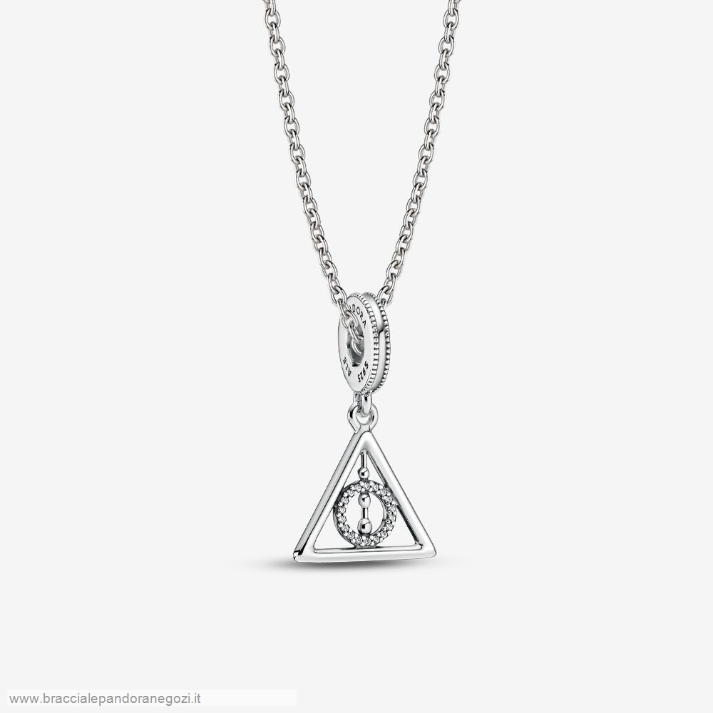 Sconti Pandora Italia Harry Potter Deathly Hallows Collane Set